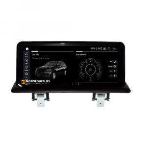 Navigatie scherm met Android 10 en 10.25′ inch touch screen voor BMW 1 Serie (E88, E87, E82 & E81)