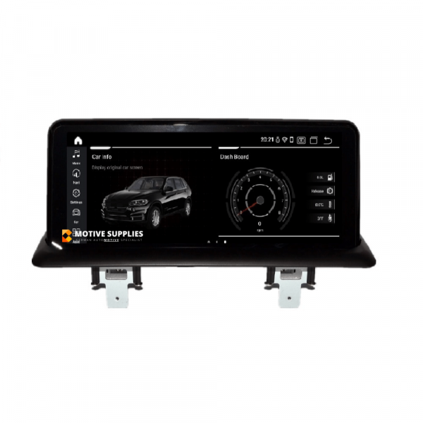 Android headunit BMW 1 Series E87, E81, E82 & E88 10.25 - Motivesupplies