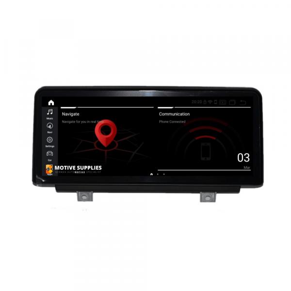 Android headunit BMW 1 Series F20, F21 & 2 Series F22, F23, F87 10.25 - Motivesupplies