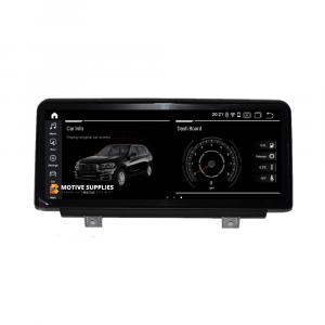 Navigatie scherm met Android 10 en 10.25′ inch touch screen voor BMW 2 Serie (F22, F23 & F87)