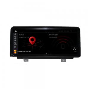 Navigatie scherm met Android 10.25 inch touch screen voor BMW 4 Serie (F32, F33, F36, F82 & F83)