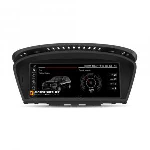 Navigatie scherm met Android 10 en 8.8′ inch touch screen voor BMW 5 Serie (E60 & E61)