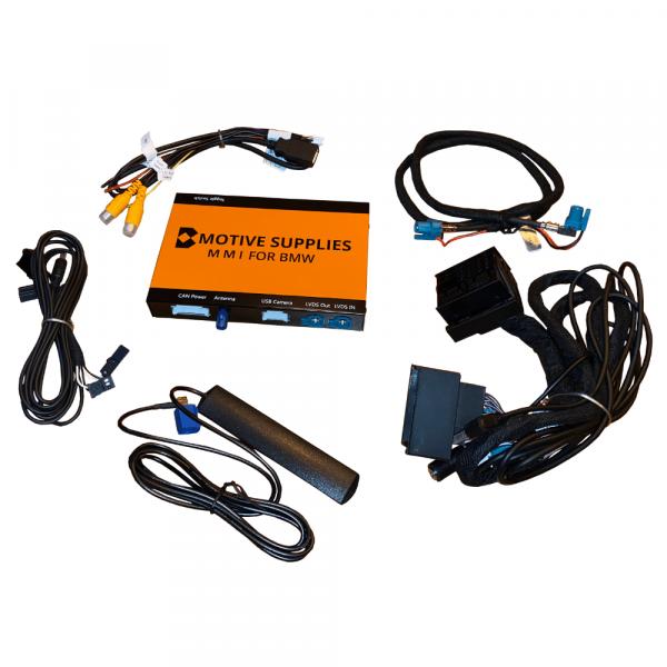 Carplay Android Auto MMI Box for BMW CIC, Nbt, Nbt evo5 & Nbt Evo 6 - Motivesupplies