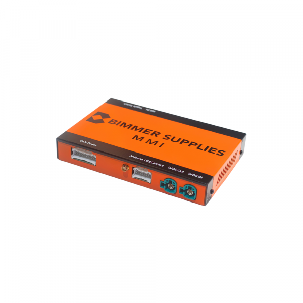 Carplay + Android auto + Camera MMI for BMW NBT, CIC & EVO - By Bimmersupplies