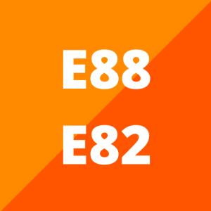 E88 en E82 (coupe & cabrio 2003 - 2011)