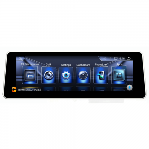 Navigatie scherm met Android 15.6 inch touch screen voor BMW 5 Serie (F10 & F11)