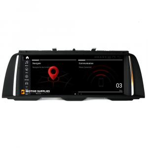 Navigatie scherm met Android 10 en 10.25′ inch touch screen voor BMW 5 Serie (F10 & F11)