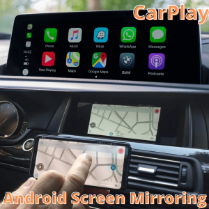 Codering Activatie: Carplay & Android Screen Mirroring, Video in Motion etc. LIFETIME