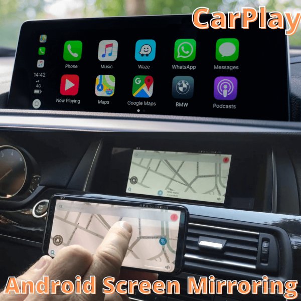 Carplay and Android Screen mirroring activation Bimmersupplies 3