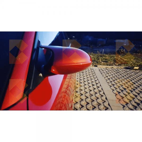 Custom BMW M style spiegelkap BMW 1 Serie E87, E88, E82, E81 - Bimmersupplies