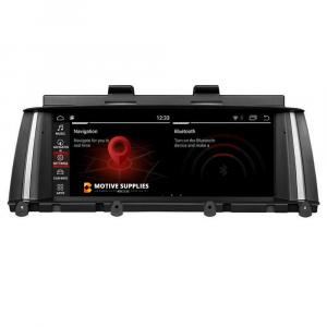 Navigatie scherm met Android 10 en 10.25′ inch touch screen 'in dash' voor BMW X3 (F25)