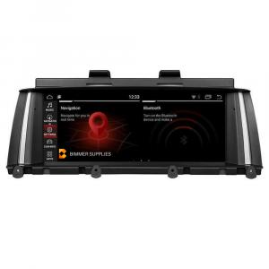 Navigatie scherm met Android 10.25 inch touch screen 'in dash' voor BMW X3 (F25)