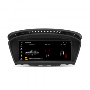 Carplay & Android Auto Scherm met 8.8′ inch Touch Screen voor BMW 6 Serie (E63 & E64)