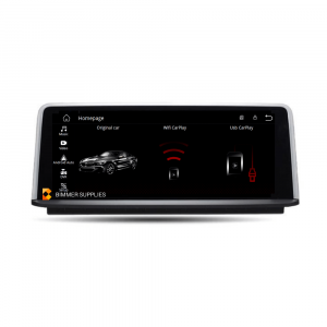 Carplay & Android Auto Scherm met inch Touch Screen voor BMW 4 Serie (F32, F33, F36, F82 & F83)