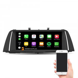 Carplay & Android Auto Scherm met 10.25′ inch Touch Screen voor BMW 5 Serie (F10 & F11)