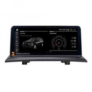 Navigatie scherm met Android 10.25 inch touch screen voor BMW X3 (E83)