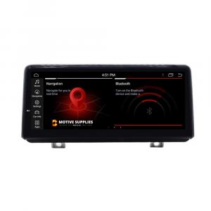 Navigatie scherm met Android 10 en 10.25′ inch touch screen voor BMW 2 Serie Active Tourer (F45)