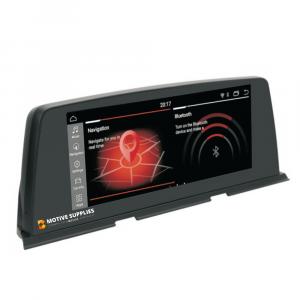 Navigatie scherm met Android 10 en 10.25′ inch touch screen voor BMW 6 serie (F06, F12 & F13)