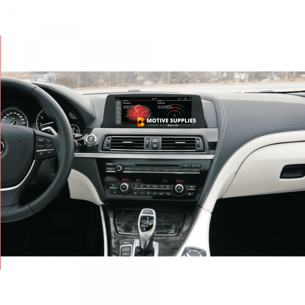 Android headunit BMW 6 Series F06, F12 & F13 10.25 - Motivesupplies