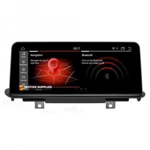 Navigatie scherm met Android 10 en 10.25′ inch touch screen voor BMW X1 (F48)