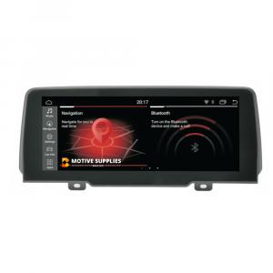 Navigatie scherm met Android 10 en 10.25′ inch touch screen voor BMW X3 (G01)