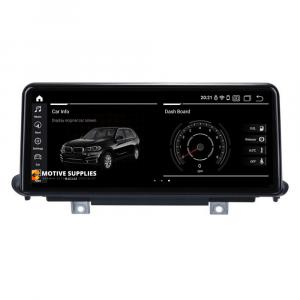 Navigatie scherm met Android 10 en 10.25′ inch touch screen voor BMW X5 (F15 & F85)