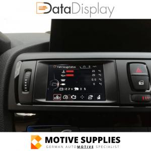 DataDisplay voor BMW 1 Serie (F20 & F21)