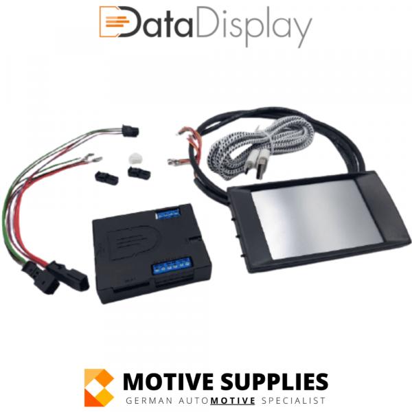 Datadisplay for BMW 3 Serie F30, F31, F34 & F80 - Motivesupplies