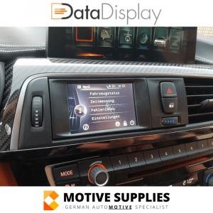 DataDisplay voor BMW 3 Serie (F30, F31, F34 & F80)