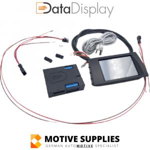DataDisplay voor BMW 5 Serie (E60 & E61)