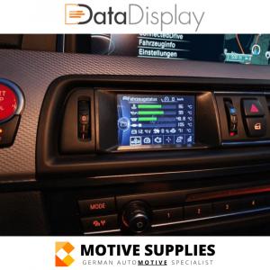 DataDisplay voor BMW 5 Serie (F10 & F11)
