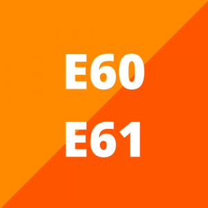 E60 en E61 (2003 - 2010)