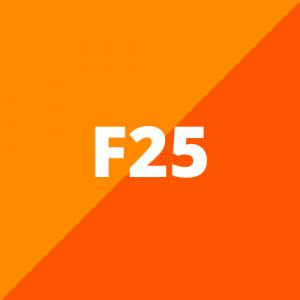 F25 (2011 - 2017)