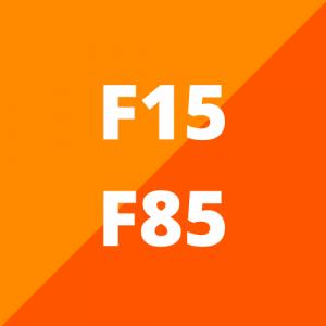 F15 en F85 (2013 - 2018)