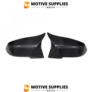 Carbon Fiber spiegelkappen (M Style) voor BMW 2 Serie (F22 & F23)