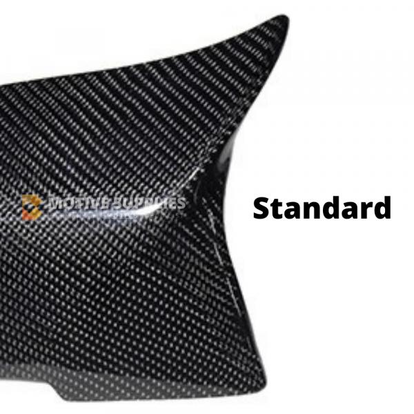 Carbon Fiber mirror covers for BMW F20, F30, F21, F34 etc - Motivesupplies