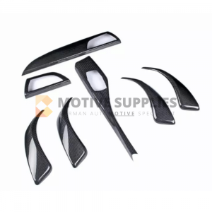 Carbon Interieur Trim Lijsten (Covers)  – BMW 1 Serie (F20 & F21)