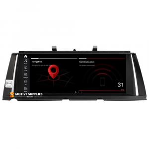 Navigatie scherm met Android 10 en 10.25′ inch touch screen voor BMW 7 Serie (F01)