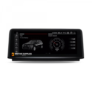 Navigatie scherm met Android 10 en 8.8′ inch touch screen voor BMW 4 Serie (F32, F33, F36, F82 & F83)