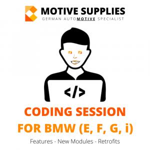 BMW Coding Sessie – Verborgen Opties Aanzetten (E, F, G, i series)