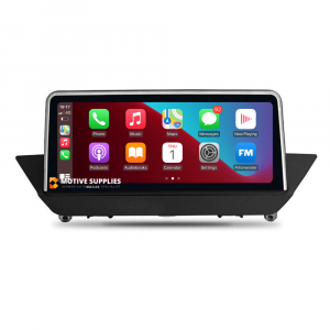 Carplay & Android Auto Scherm met 10.25′ inch Touch Screen voor BMW X1 (E84)