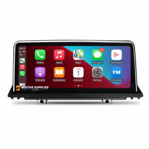 Carplay & Android Auto Scherm met 10.25′ inch Touch Screen voor BMW X6 (E71 & E72)