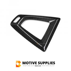 Carbon Schakelpook Sierstrip Trim DCT (Cover) – BMW M4 (F82 & F83)