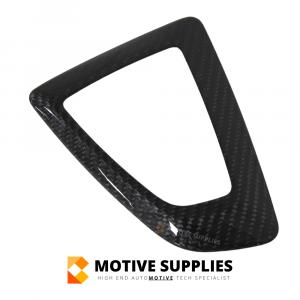 Carbon Schakelpook Sierstrip Trim ZF8 (Cover) – BMW 4 Serie (F32, F33 & F36)
