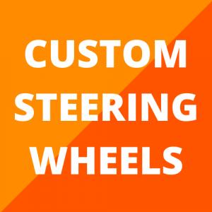 Custom Stuurwielen