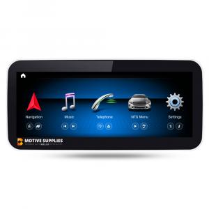 Navigatie scherm met Android 10 en 10.25′ of 12.3′ inch touch screen voor Mercedes C-Klasse (W205)