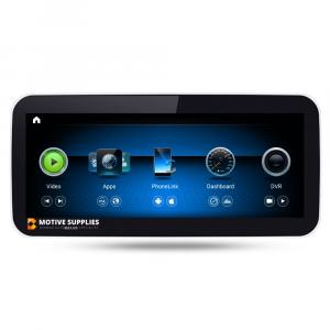 Navigatie scherm met Android 10 en 10.25′ of 12.3′ inch touch screen voor Mercedes CLA-Klasse (C117)