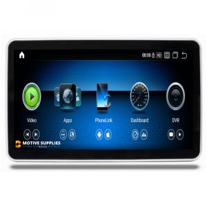 Navigatie scherm met Android 10 en 9′ inch touch screen voor Mercedes GL-Klasse (GLS) (X166)