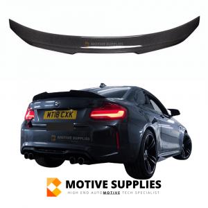 PSM GT Style Carbon Fiber Spoiler – BMW 2 serie (+M2) (F22, F23 & F87)
