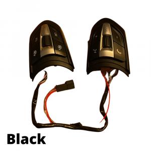 Functionerende M1 M2 Stuur Knoppen – Rood, Blauw en Geel – Voor o.a BMW F20, F30, F10 etc met M Stuurwiel